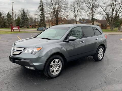 2008 Acura MDX for sale at Dittmar Auto Dealer LLC in Dayton OH