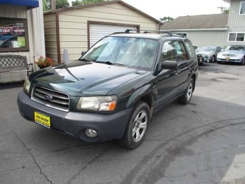 2005 Subaru Forester for sale at TRI-STAR AUTO SALES in Kingston NY