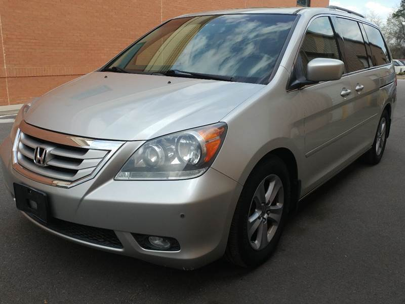 2009 Honda Odyssey for sale at MULTI GROUP AUTOMOTIVE in Doraville GA