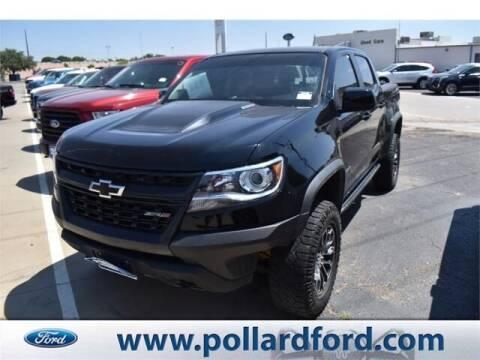2019 Chevrolet Colorado for sale at South Plains Autoplex by RANDY BUCHANAN in Lubbock TX