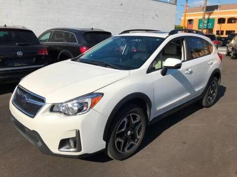 2016 Subaru Crosstrek for sale at Shoppe Auto Plus in Westminster CA
