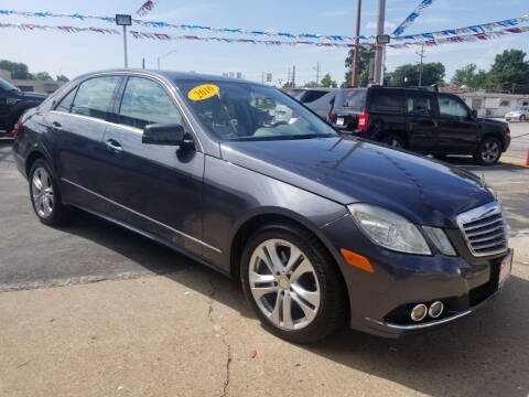 2010 Mercedes-Benz E-Class for sale at Absolute Motors in Hammond IN
