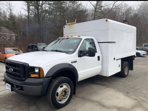 2006 Ford F-550 Super Duty for sale at Choice Motor Car in Plainville CT