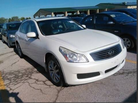 2007 Infiniti G35 for sale at HW Used Car Sales LTD in Chicago IL