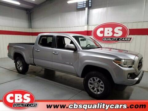 2017 Toyota Tacoma for sale at CBS Quality Cars in Durham NC