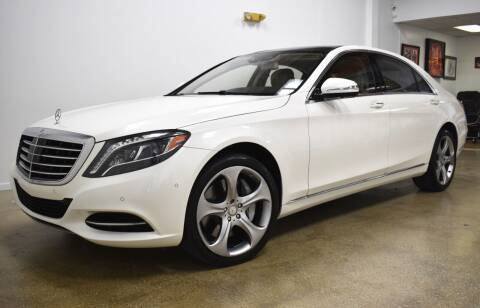 2015 Mercedes-Benz S-Class for sale at Thoroughbred Motors in Wellington FL