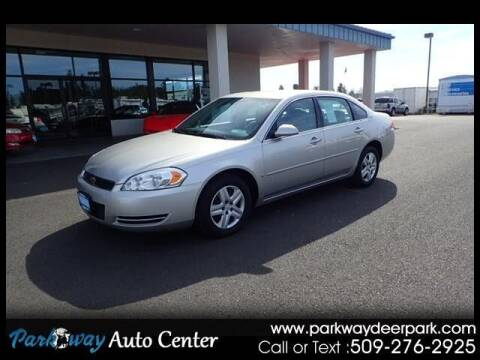2006 Chevrolet Impala for sale at PARKWAY AUTO CENTER AND RV in Deer Park WA