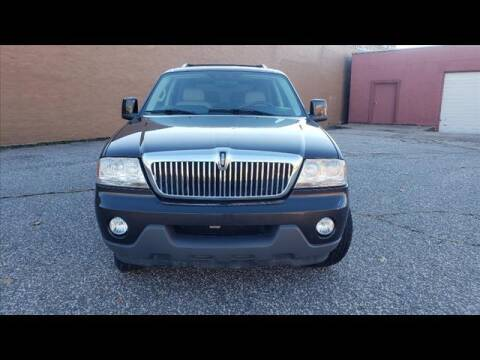 2005 Lincoln Aviator for sale at Euro-Tech Saab in Wichita KS