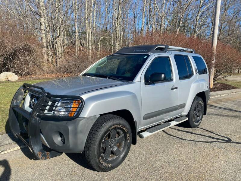 2012 Nissan Xterra for sale at Padula Auto Sales in Braintree MA