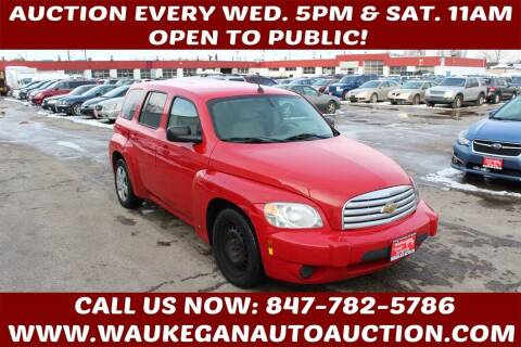 2009 Chevrolet HHR for sale at Waukegan Auto Auction in Waukegan IL