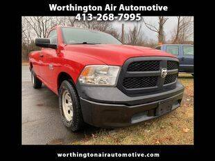 2014 RAM Ram Pickup 1500 for sale at Worthington Air Automotive Inc in Williamsburg MA