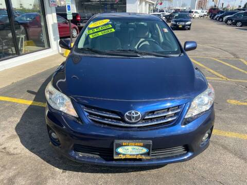 2013 Toyota Corolla for sale at Top Notch Auto Brokers, Inc. in Palatine IL