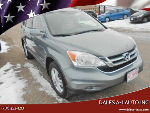 2011 Honda CR-V for sale at Dales A-1 Auto Inc in Jamestown ND
