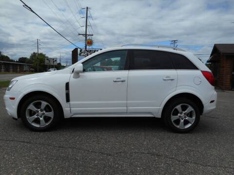 2014 Chevrolet Captiva Sport for sale at O K Used Cars in Sauk Rapids MN