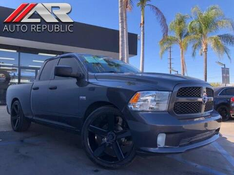 2018 RAM Ram Pickup 1500 for sale at Auto Republic Fullerton in Fullerton CA