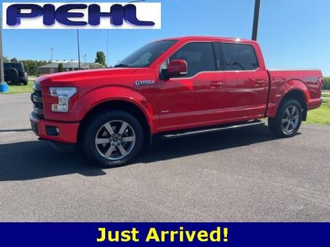 2016 Ford F-150 for sale at Piehl Motors - PIEHL Chevrolet Buick Cadillac in Princeton IL