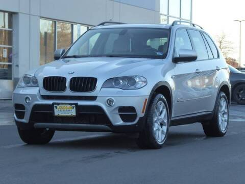 2013 BMW X5 for sale at Loudoun Used Cars - LOUDOUN MOTOR CARS in Chantilly VA