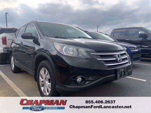 2014 Honda CR-V for sale at CHAPMAN FORD LANCASTER in East Petersburg PA
