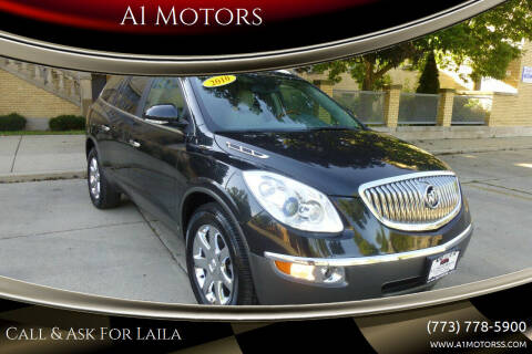 2010 Buick Enclave for sale at A1 Motors Inc in Chicago IL