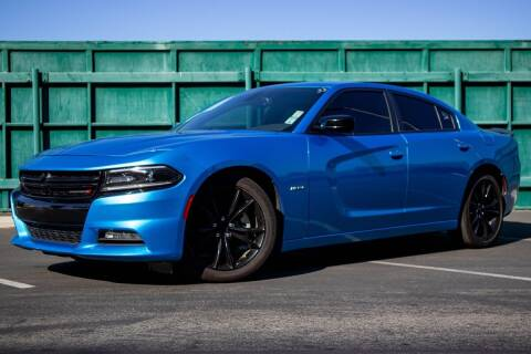 2016 Dodge Charger for sale at 605 Auto  Inc. in Bellflower CA
