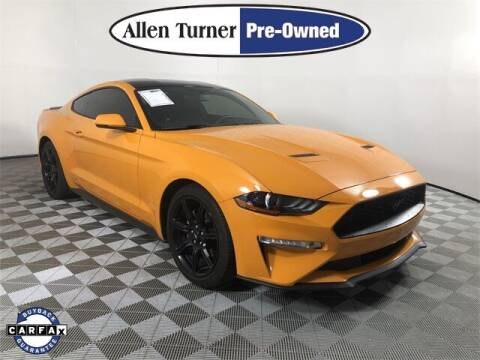 2018 Ford Mustang for sale at Allen Turner Hyundai in Pensacola FL