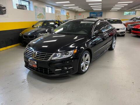 2014 Volkswagen CC for sale at Newton Automotive and Sales in Newton MA