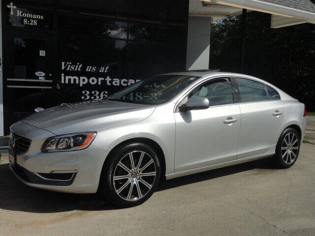 2018 Volvo S60 for sale at importacar in Madison NC