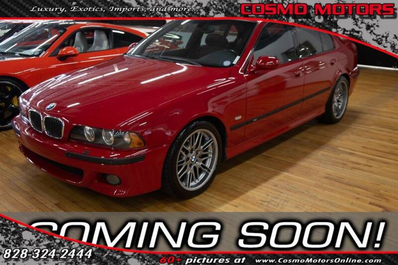 2001 BMW M5 for sale in Hickory, NC