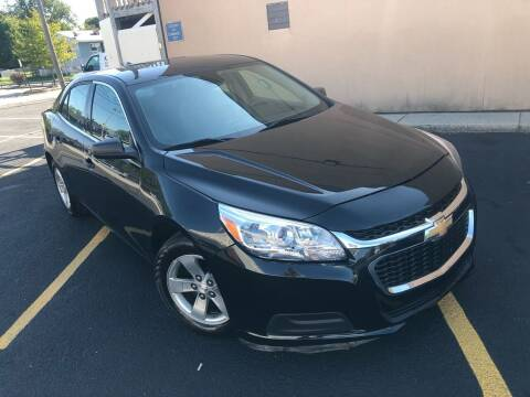 2014 Chevrolet Malibu for sale at Some Auto Sales in Hammond IN
