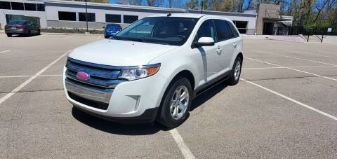2012 Ford Edge for sale at J & J Used Auto in Jackson MI