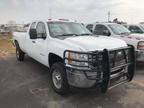 2013 Chevrolet Silverado 2500HD for sale at CARGO VAN GO.COM in Shakopee MN