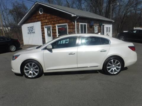 2012 Buick LaCrosse for sale at Trade Zone Auto Sales in Hampton NJ