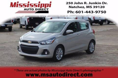 2018 Chevrolet Spark for sale at Auto Group South - Mississippi Auto Direct in Natchez MS