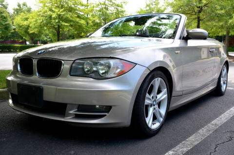 2008 BMW 1 Series for sale at Wheel Deal Auto Sales LLC in Norfolk VA
