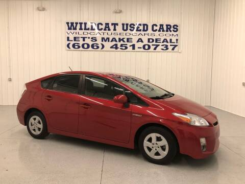 2011 Toyota Prius for sale at Wildcat Used Cars in Somerset KY