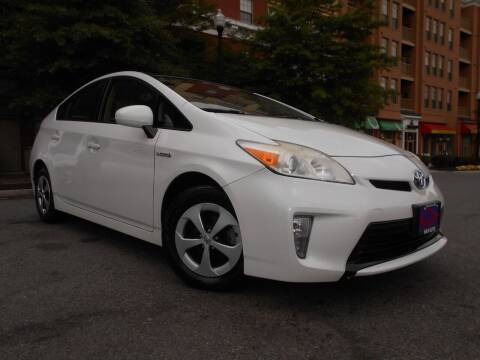 2012 Toyota Prius for sale at H & R Auto in Arlington VA