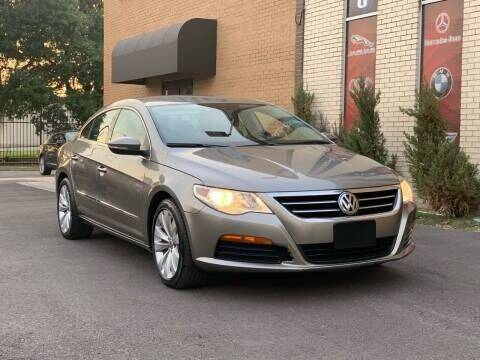 2012 Volkswagen CC for sale at Auto Imports in Houston TX