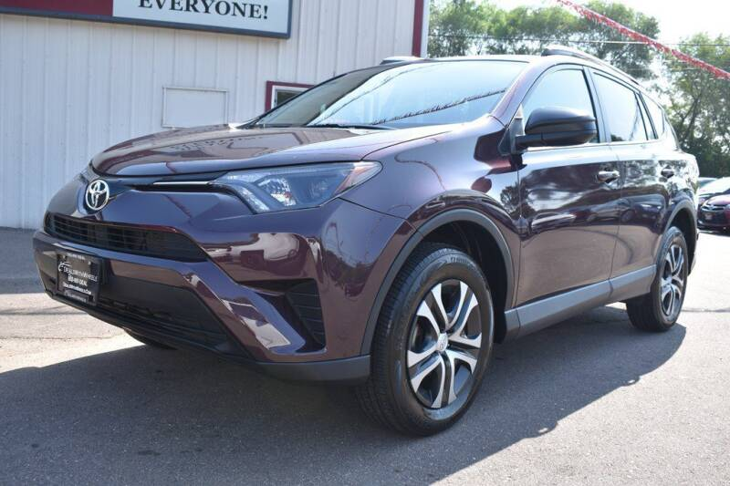 2016 Toyota RAV4 for sale at Dealswithwheels in Inver Grove Heights MN