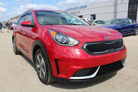 2017 Kia Niro for sale at SHAFER AUTO GROUP in Columbus OH