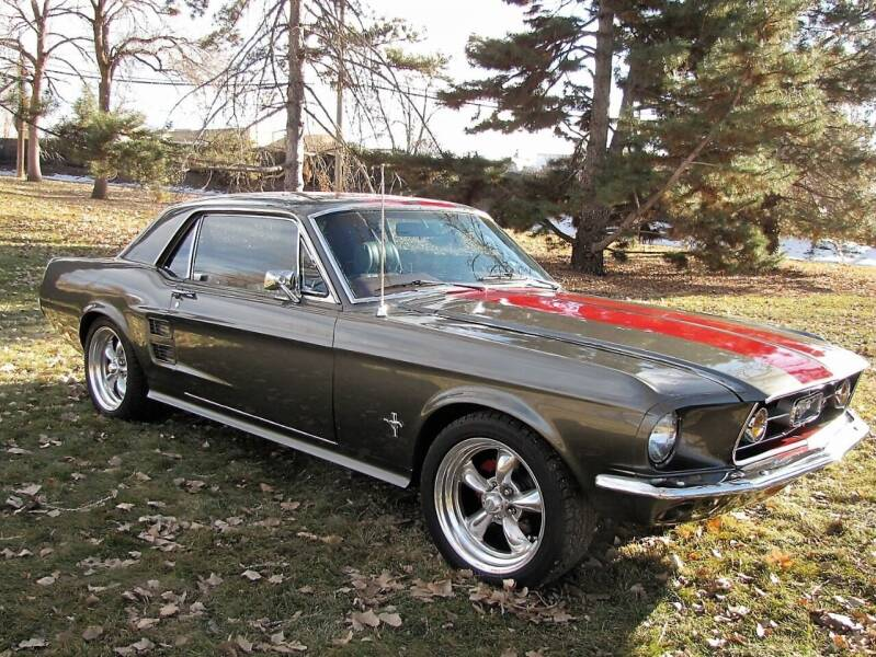 1967 Ford Mustang for sale at Street Dreamz in Denver CO