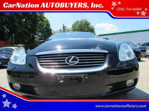 2003 Lexus SC 430 for sale at CarNation AUTOBUYERS, Inc. in Rockville Centre NY