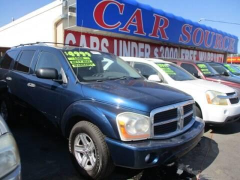 2005 Dodge Durango for sale at CAR SOURCE OKC in Oklahoma City OK