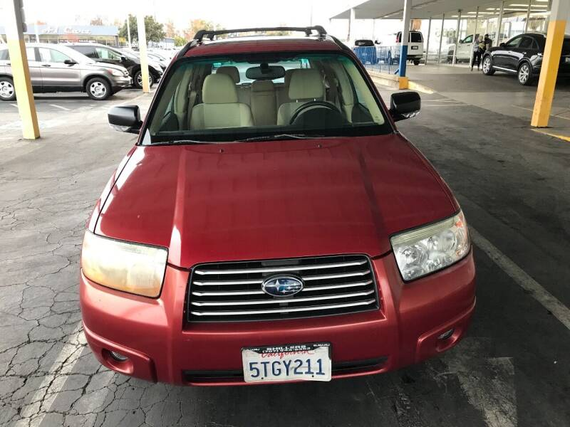 2005 Subaru Forester for sale at Auto Outlet Sac LLC in Sacramento CA