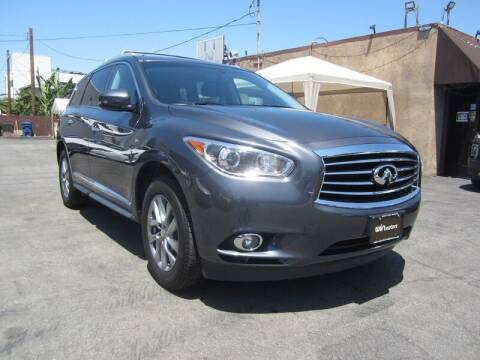 2014 Infiniti QX60 for sale at Win Motors Inc. in Los Angeles CA
