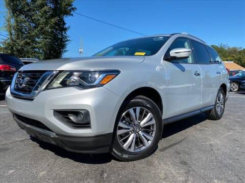 2019 Nissan Pathfinder for sale at iDeal Auto in Raleigh NC
