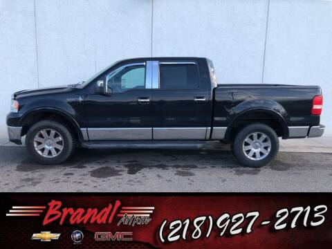 2006 Lincoln Mark LT for sale at Brandl GM in Aitkin MN