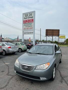 2010 Hyundai Elantra for sale at US 24 Auto Group in Redford MI
