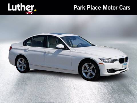2014 BMW 3 Series for sale at Park Place Motor Cars in Rochester MN
