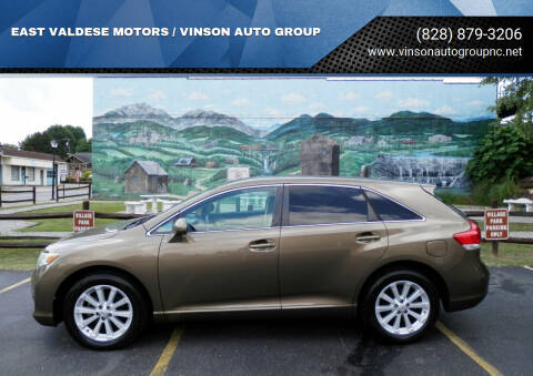 2011 Toyota Venza for sale at EAST VALDESE MOTORS / VINSON AUTO GROUP in Valdese NC
