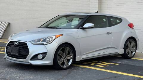 2014 Hyundai Veloster for sale at Carland Auto Sales INC. in Portsmouth VA